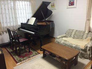 静岡県駿東郡清水町のピアノ教室はヤマハグランドピアノがある浅田ピアノ教室