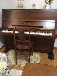 静岡県駿東郡清水町のピアノ教室はスタンウェイピアノ設置の浅田ピアノ教室