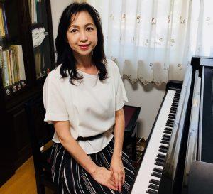 静岡県駿東郡清水町の浅田ピアノ教室は浅田先生プロフィール